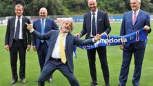 Bonazzoli: «Sampdoria, sogno diventato realtà»