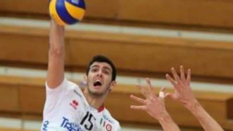 Volley: Superlega, Molfetta ingaggia Michele Fedrizzi