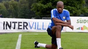 Inter: ecco Kondogbia, primo allenamento in nerazzurro