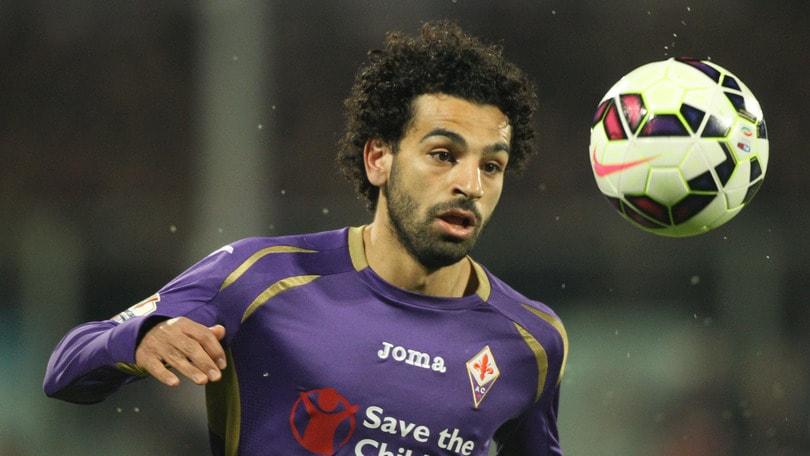Firenze aspetta Salah, ma lui oggi sarà a Londra