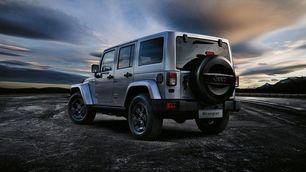 Jeep Wrangler Black Edition, foto e prezzi