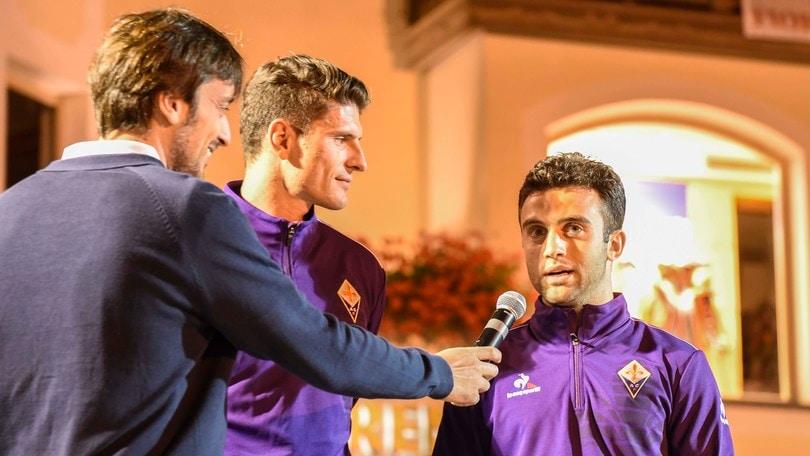 Fiorentina. Sousa, Gomez e Rossi: «Pronti per una grande stagione»