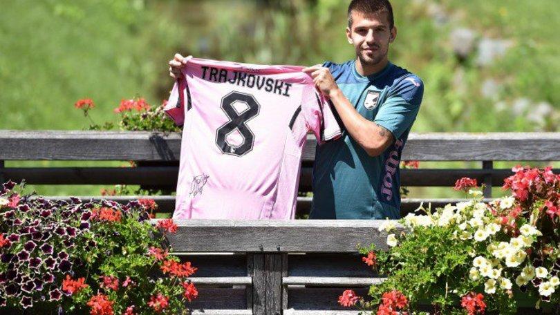 Trajkovski: «Palermo, un sogno che si avvera»