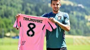 Palermo, eccoTrajkovski: «Per me è un sogno»