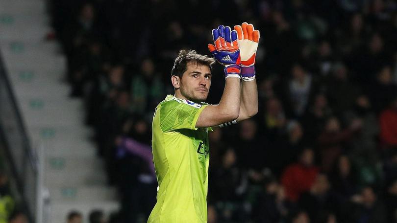 Tutta colpa di Florentino Perez. Parola di mamma e papà Casillas