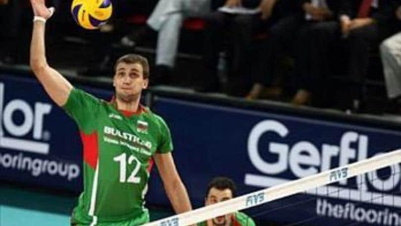 Volley: Superlega, Latina riporta Yosifov in Italia