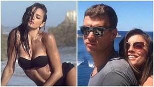 Il segreto di Dzeko? La sexy Amra Silajdzic!
