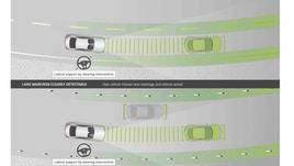 Mercedes-Benz Classe E: guida autonoma e sicurezza<br />