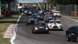 A Monza le auto che hanno fatto la storia