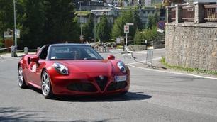 Fabio Aru: dalle 2 alle 4 ruote con Alfa Romeo