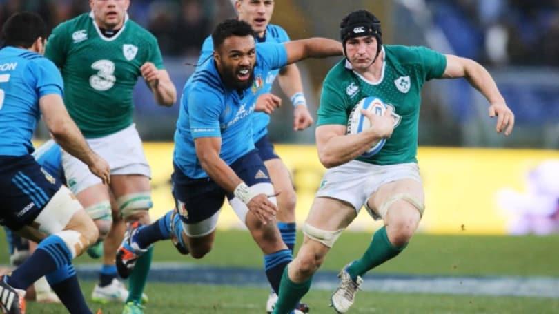 Rugby, Italia ai Mondiali con due giovani in regia