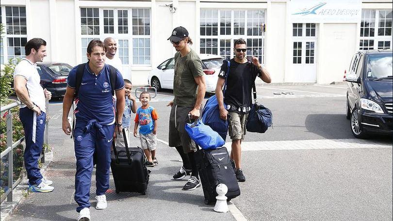 Ibrahimovic parte con il Psg «ma piace al Galatasaray»