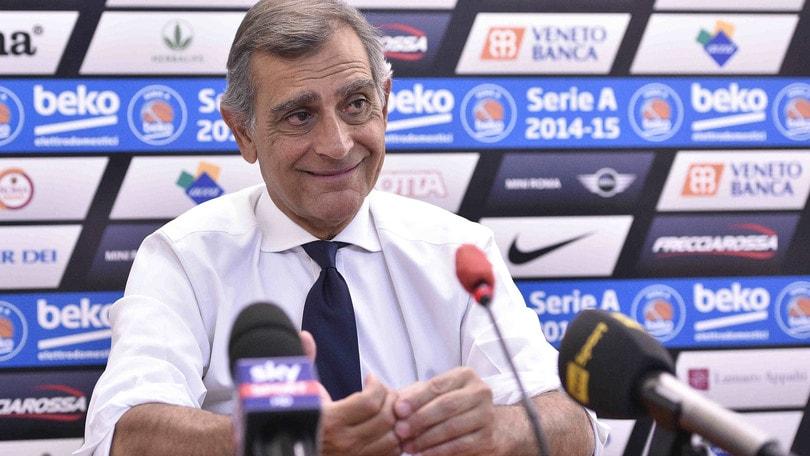 """Clamoroso, Toti lascia la Virtus Roma: """"Decisione sofferta"""""""