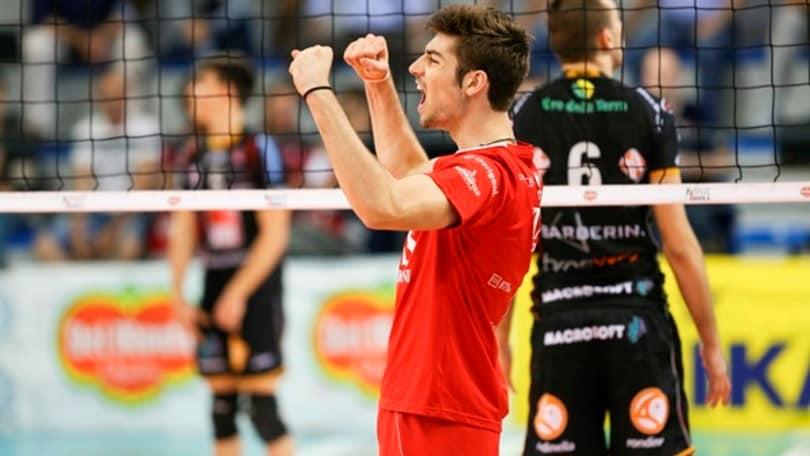 Volley: A2 Maschile, Potenza Picena, arriva Mirco Cristofaletti