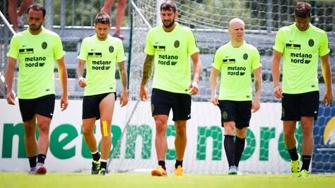 Serie A Verona, terapie per Buchel