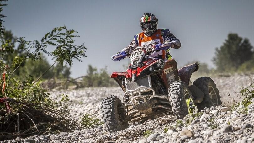 Franco Picco torna alla Dakar con il… quad