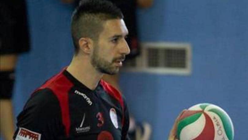 Volley: A2 Maschile, tre acquisti per Tuscania