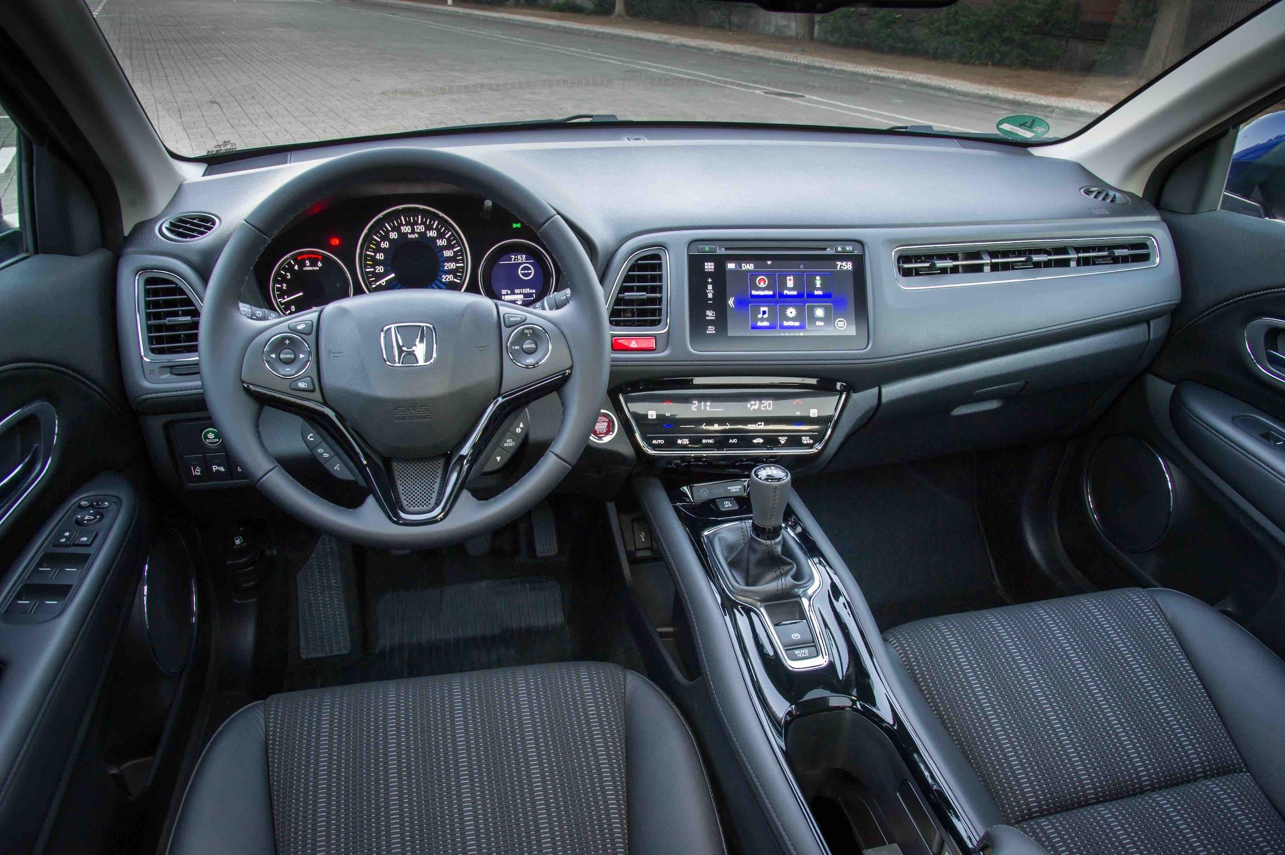 Nuovo Honda HR-V: sbarco in Europa<br />