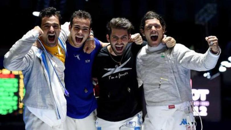 Mondiali scherma, Italia d'oro nella sciabola