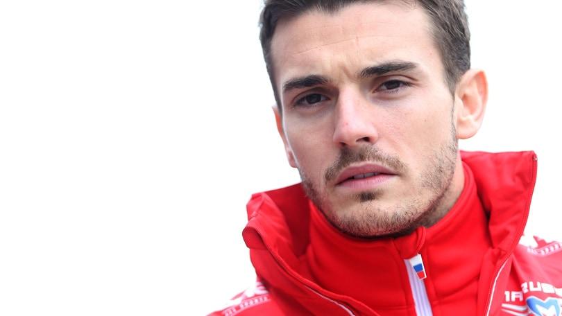 F1 Manor, Booth: «Bianchi era un talento brillante»