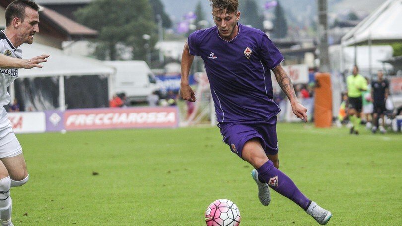 Fiorentina, a un passo la firma di Bernardeschi