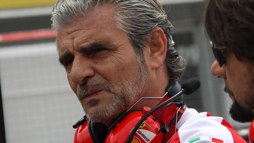 F1 Ferrari, Arrivabene: «Dolore e tristezza per Bianchi»