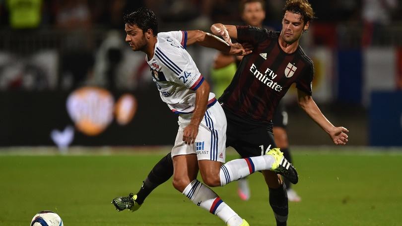 Dalla Francia: «Duello Roma-Fiorentina per Grenier»