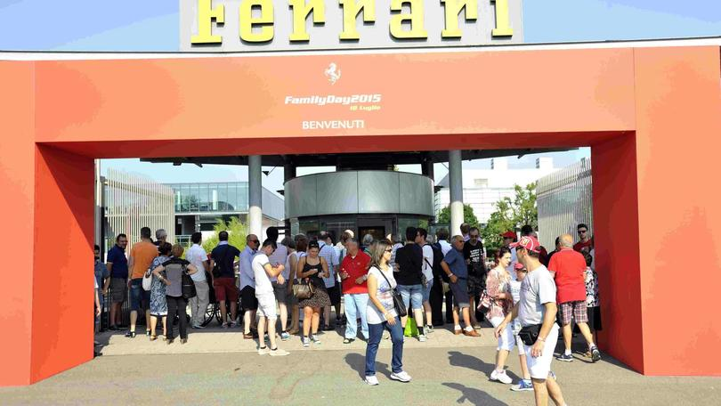 F1 Ferrari, Family day nel ricordo di Bianchi