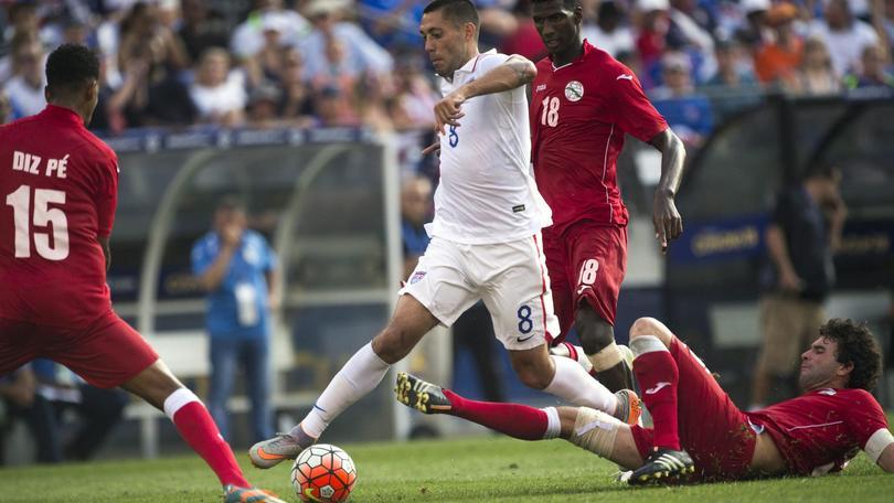 Gold cup: finisce 6-0 fra Usa e Cuba