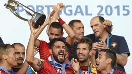 Beach Soccer, Portogallo campione del mondo