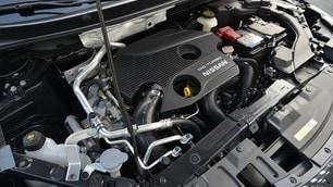 Nissan Qashqai: arriva un nuovo motore