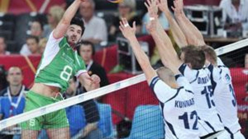 Volley: Superlega, Milano parla ancora bulgaro