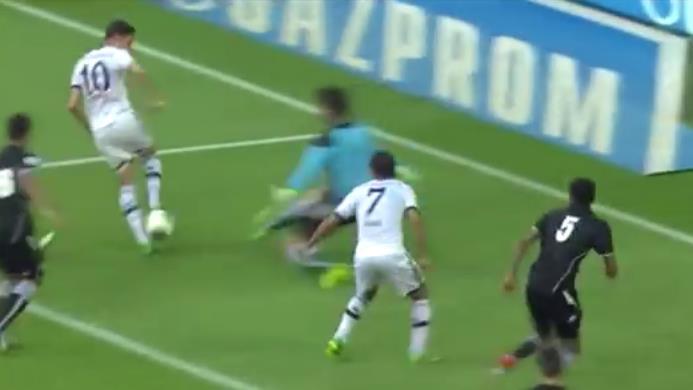 Draxler ha stregato la Juve, anche con quest'assist