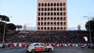 Rally di Roma Capitale: svelato il percorso