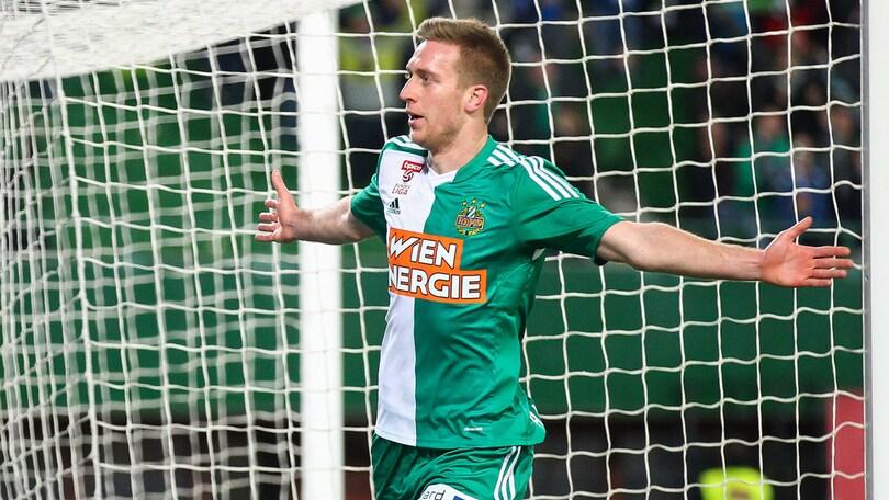 Beric, 27 gol nel Rapid Vienna: il Frosinone lo sta trattando