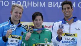 Nuoto, ai Mondiali subito Furlan: che gioia!