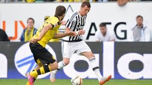 FOTO Juventus-Borussia Dortmund, esordio Dybala-Mandzukic