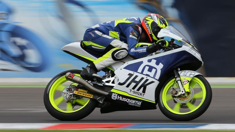 Moto3: Lorenzo Dalla Porta al posto di Isaac Vinales
