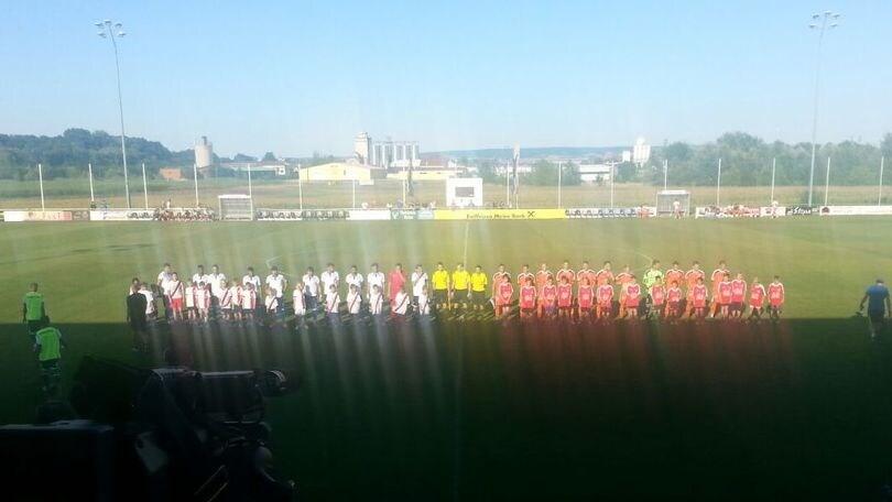 Lazio-Sigma Olomouc 2-3: Anderson e Djordjevic ko: niente di grave