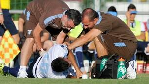 Lazio, altro ko in amichevole. Si fermano Anderson e Djordjevic
