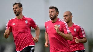 Allarme Juventus: out Barzagli e Llorente