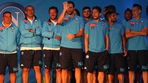 Higuain ai tifosi: «Lavoriamo per vincere ancora»
