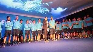 Higuain: «Sogno di vincere qualcosa di importante col Napoli»