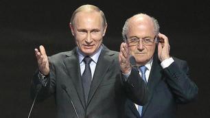Putin: Blatter? Merita il Nobel
