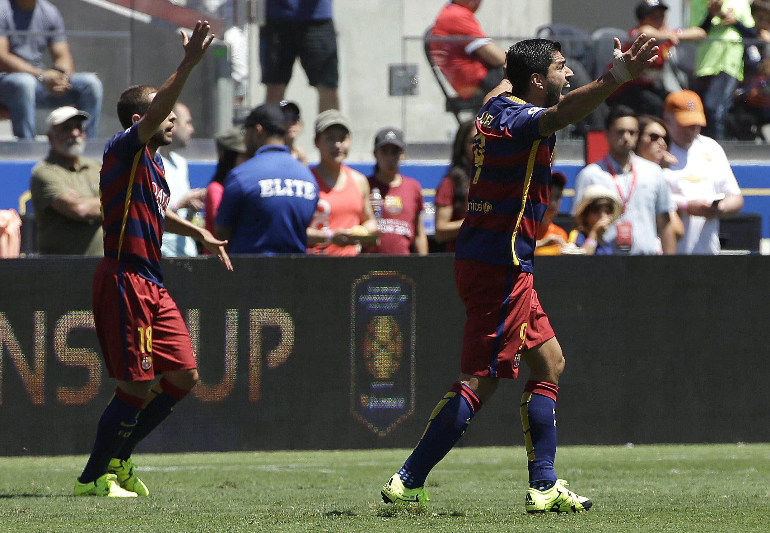 Calcio d 39 estate barcellona chelsea quote in bilico for Barcellona estate