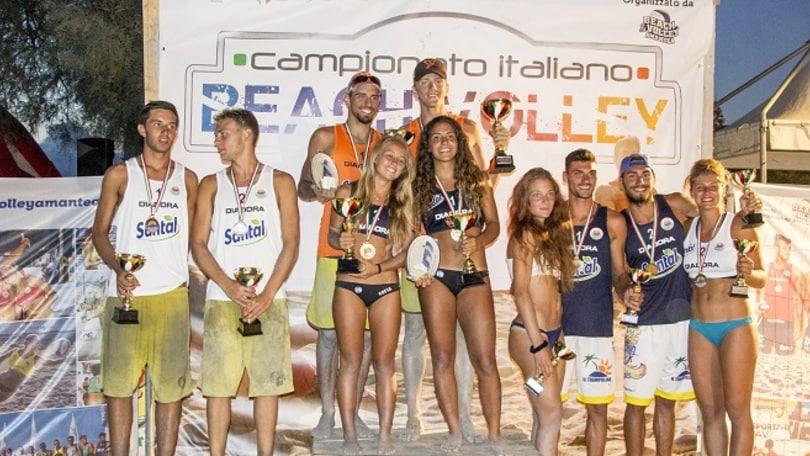 Beach Volley: Under 21 vincono Acconci-Saturnino