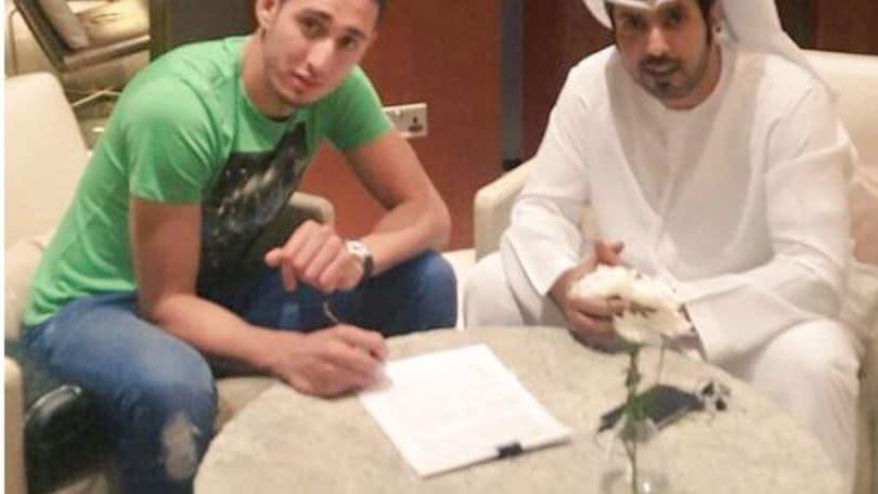 Belfodil, ufficiale: vola negli Emirati Arabi