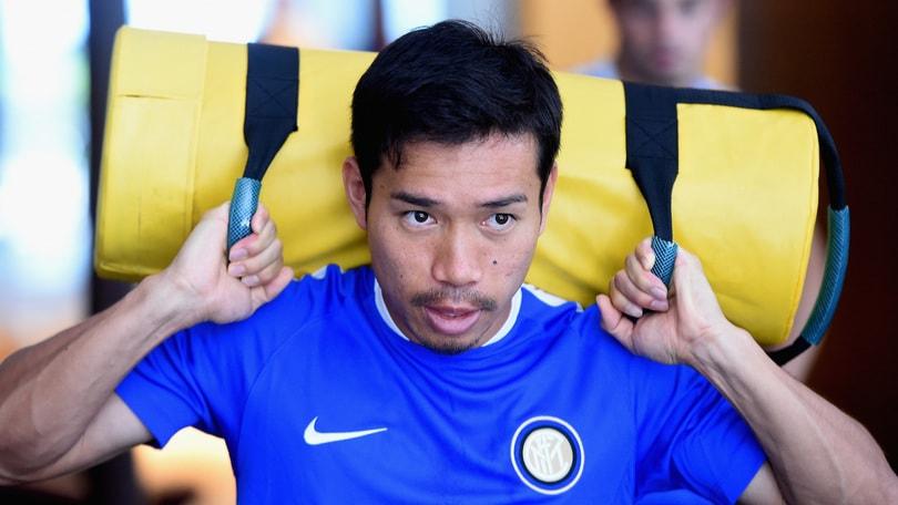 Inter,Nagatomo-Melo: l'affare si blocca