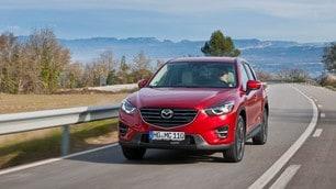 Mazda CX-5, immagini e prezzi