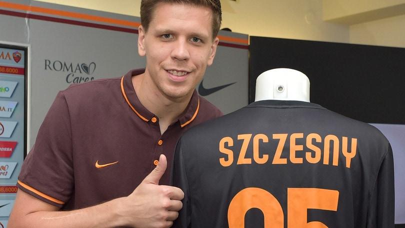 Szczesny: «Roma, qui per vincere e restare»